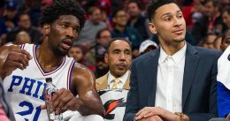 """Curry tras ganar a los 76ers: """"Simmons y Embiid son animales"""""""