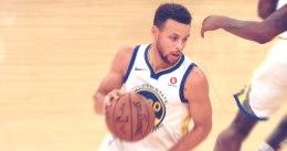 Curry salvó a Golden State en la prórroga ante los Lakers