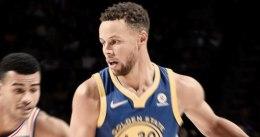 Stephen Curry lidera una remontada histórica de los Warriors