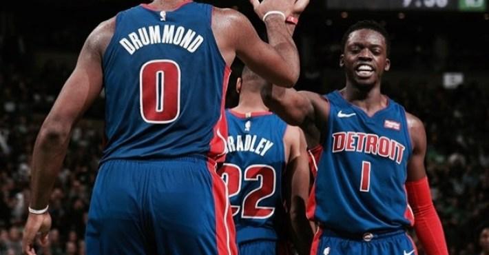 Los Detroit Pistons no son una sorpresa más: van en serio