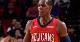 Rajon Rondo logra su 30º triple-doble, pero los Pelicans caen en Houston