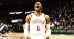 Otra vez Westbrook: 8º triple-doble del curso y victoria en Utah