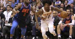 """El mejor partido de los """"pick 4"""" hace inútil el triple-doble de Westbrook"""