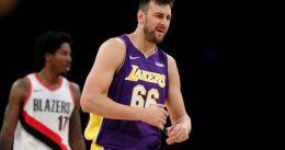 Los Lakers cortan a Andrew Bogut