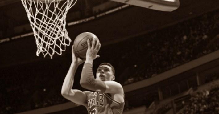 Debut de Zach LaVine y victoria para los Bulls
