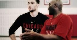 El debut de Zach LaVine con los Bulls se acerca