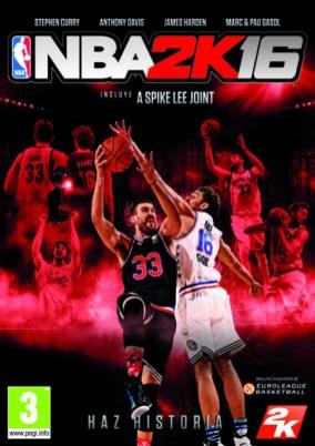 Saga NBA 2K-22