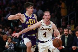 Los Lakers convierten a Alex Caruso y Johnathan Williams en agentes libres restringidos