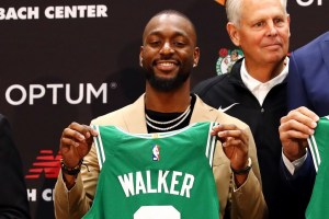 Kemba Walker sí estará con el Team USA