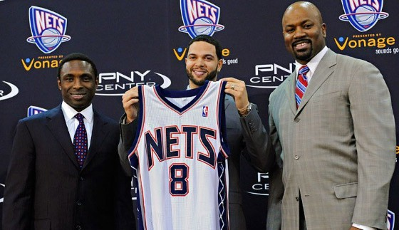 Deron Williams traspasado a los Nets