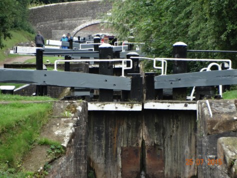 Audlem locks