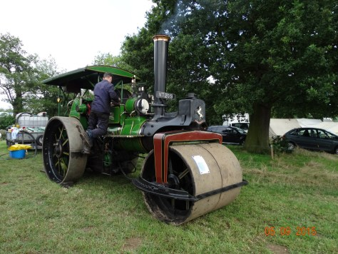 And another steam engine
