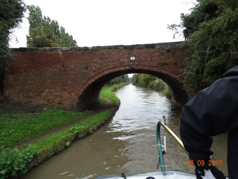 Bridge 5 Oxford canal