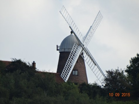 Old fashioned windmill