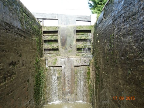 Somerton Deep lock which is 12' deep.