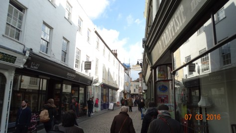 Canterbury street view