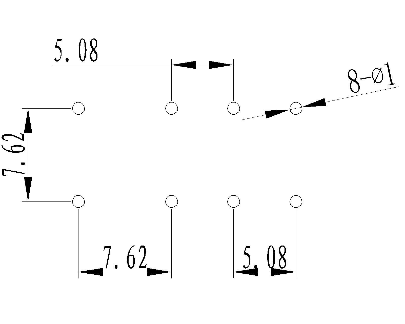 19f Relay Dip Structure Amp 24 Volt Dc Relay Telecom
