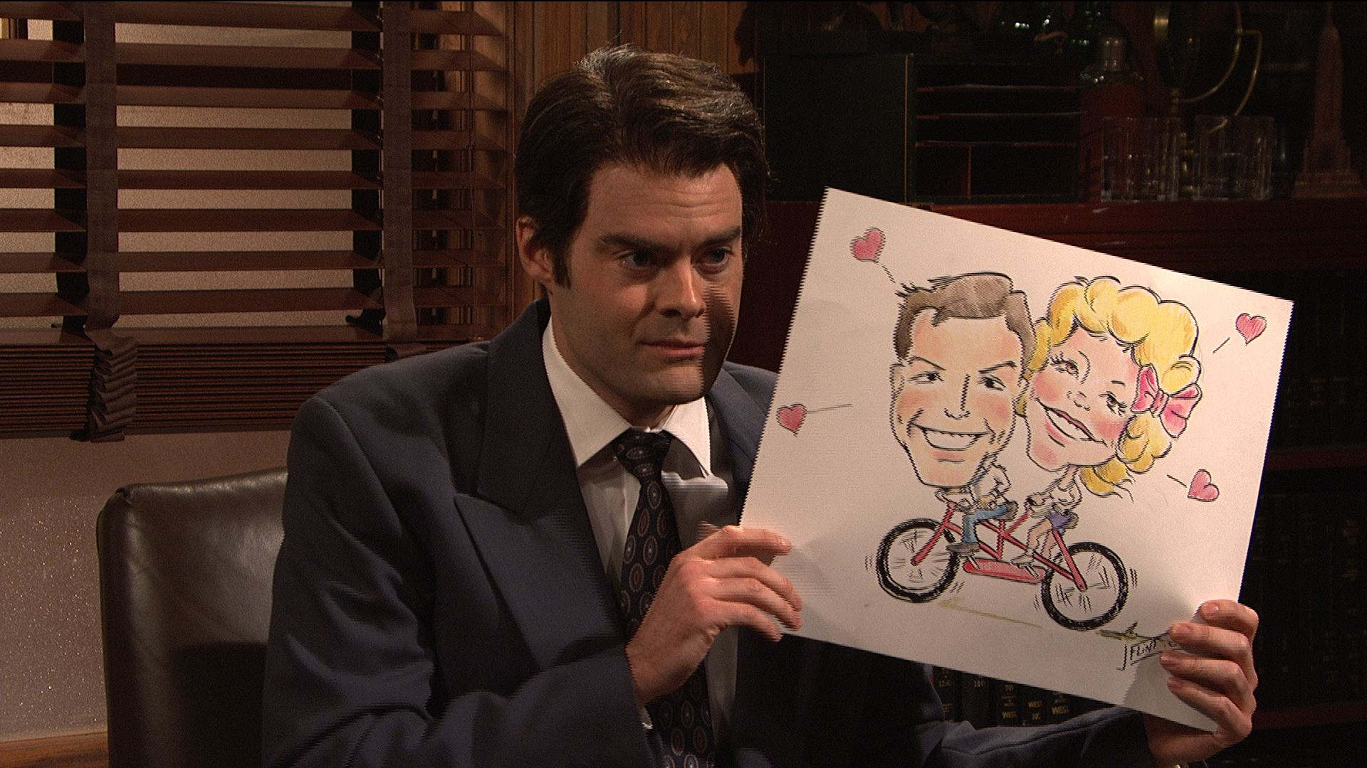 Hello My Name Is Simon And I Like To Do Drawings Snl Video