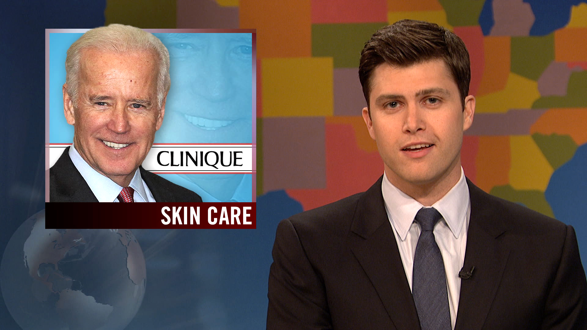 Image result for weekend update biden