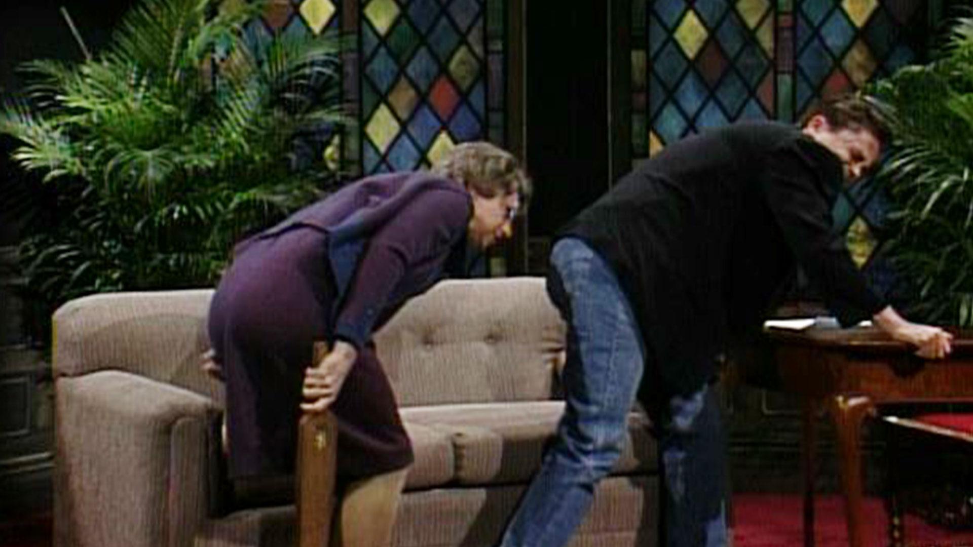 Watch Church Chat Rob Lowe From Saturday Night Live Nbc Com
