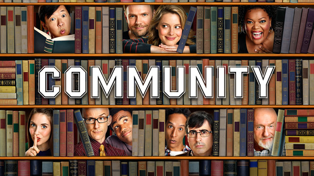 Image result for community show