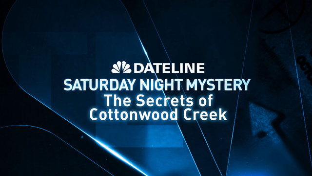 "Watch Dateline ""Dateline 01-02"" Episode - NBC.com"