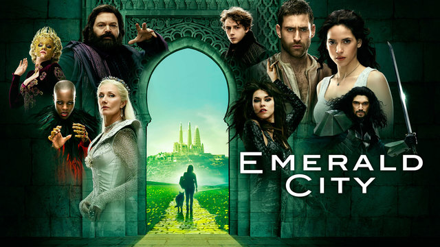 Image result for emerald city