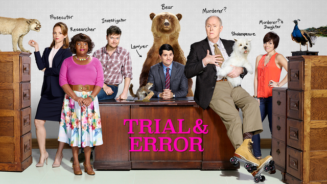 Image result for nbc trial and error
