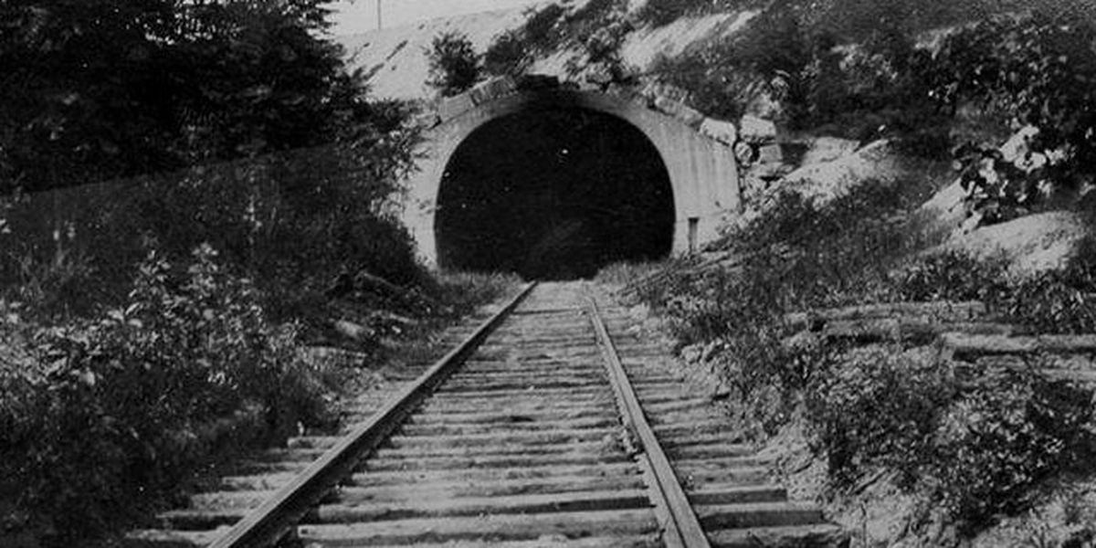 Church Hill Tunnel Collapse