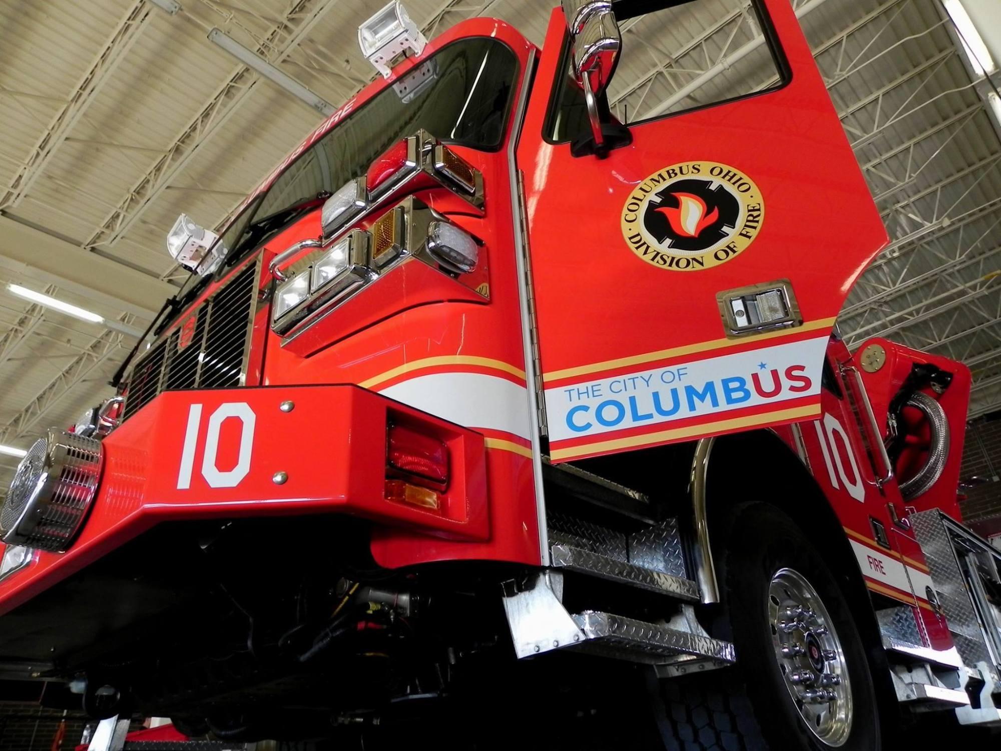 columbus fire truck_15921