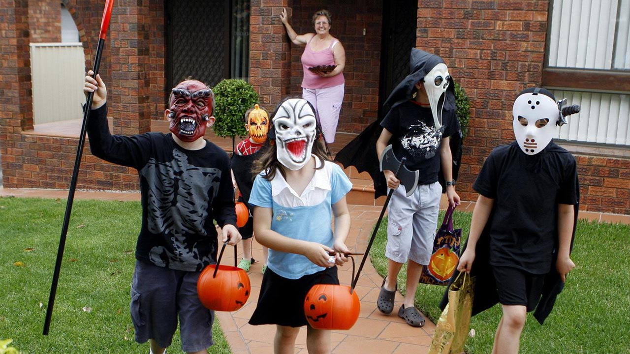 circleville trick or treat 2020