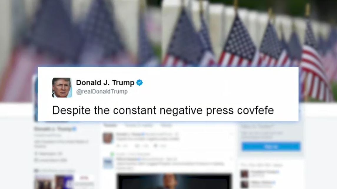 Pres  Trump's new word 'Covfefe' conquers Twitter