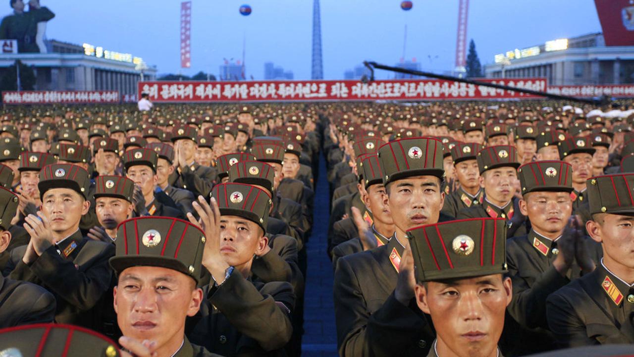 North Korea Koreas Tension_333144
