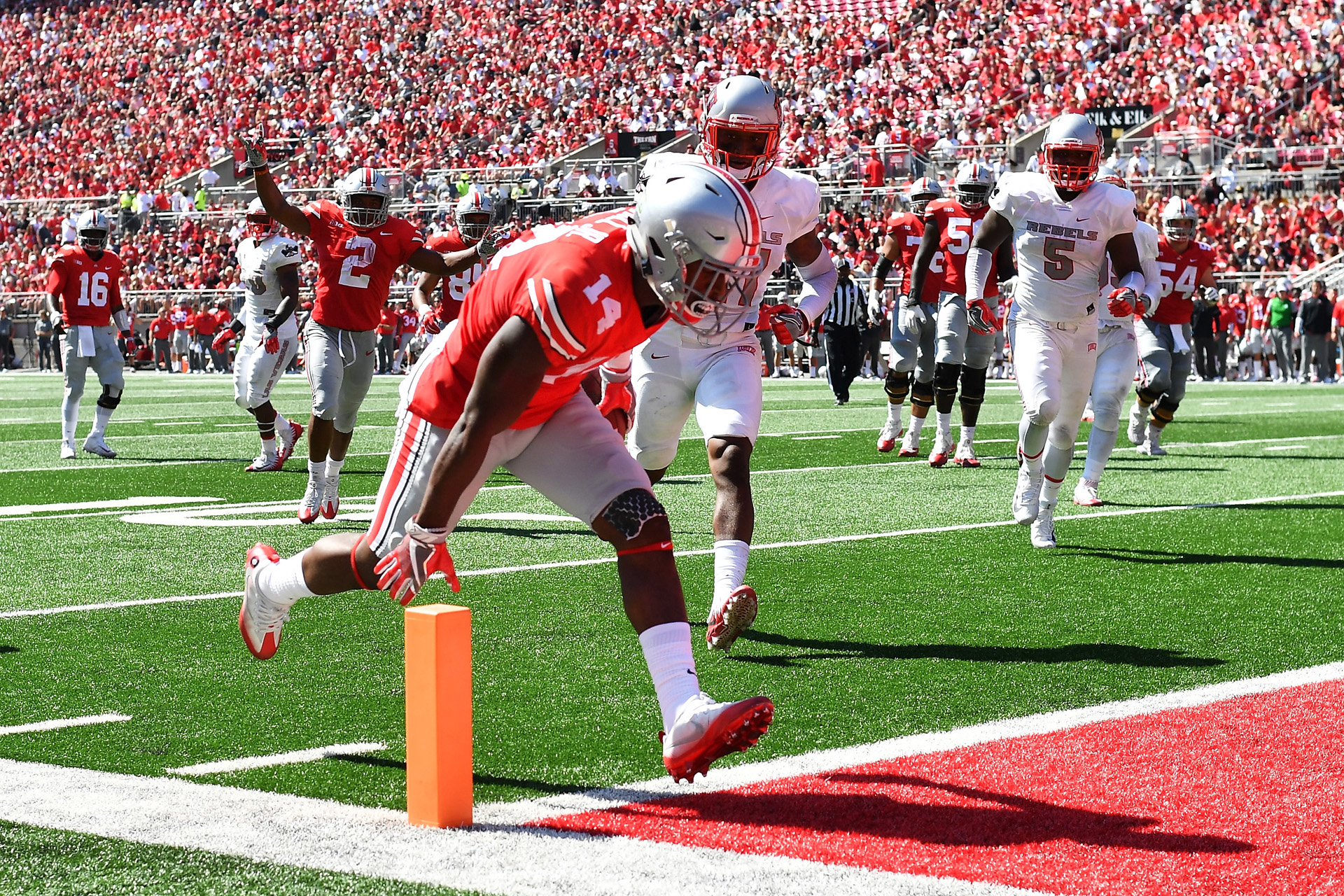Ohio State drops to No  11 in AP poll