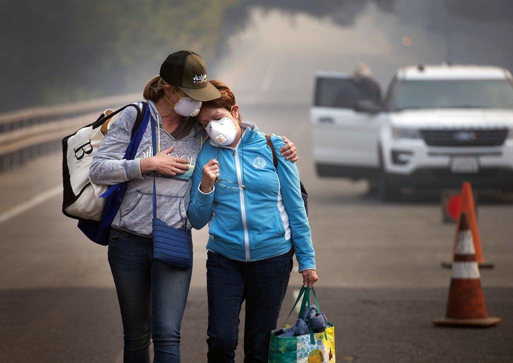 California Wildfires_357191