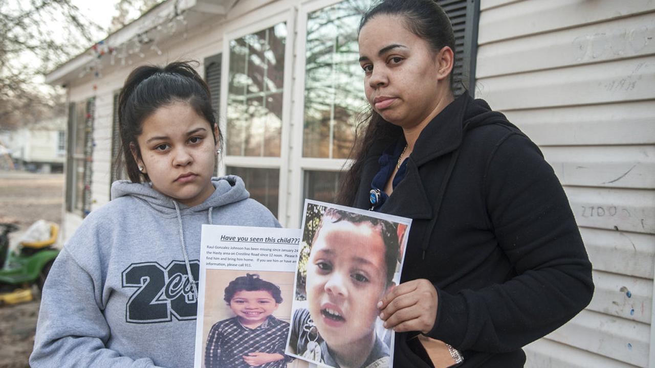 Missing Child North Carolina_383929