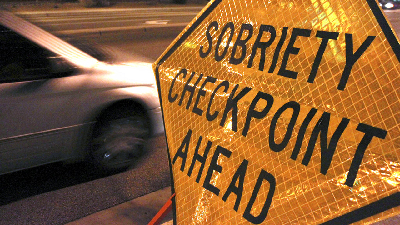 Drunken Driving Clamping Down_381018