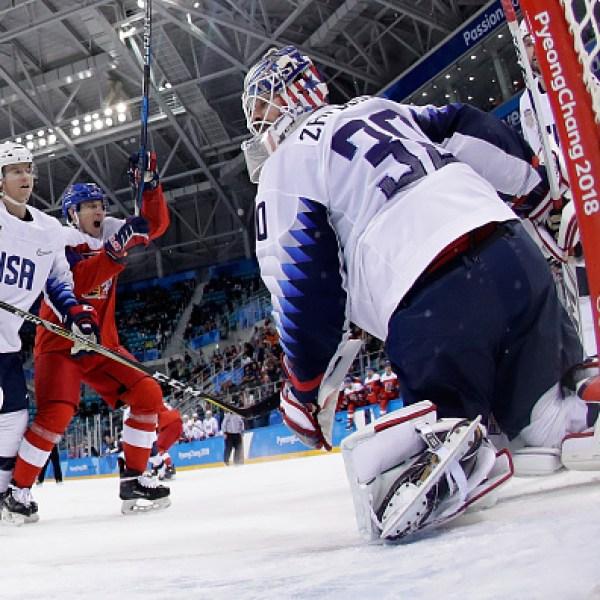 Ice Hockey - Winter Olympics Day 12_395420