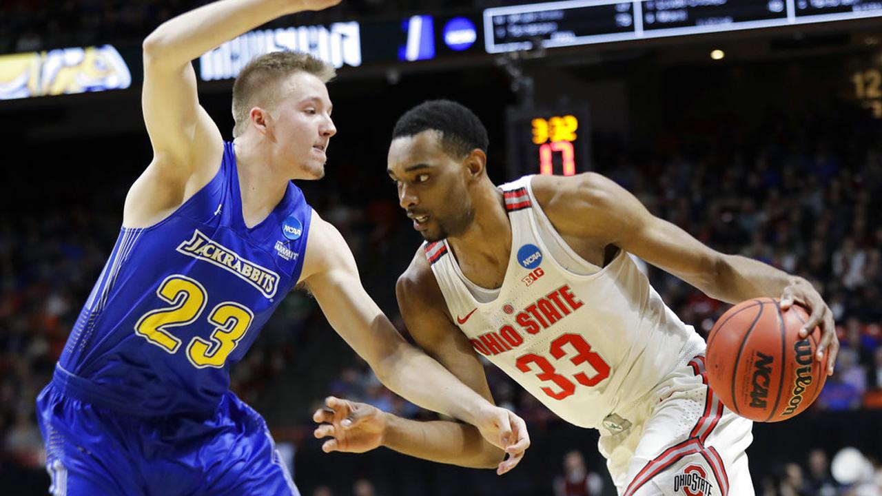 NCAA South Dakota St Ohio St Basketball_402544