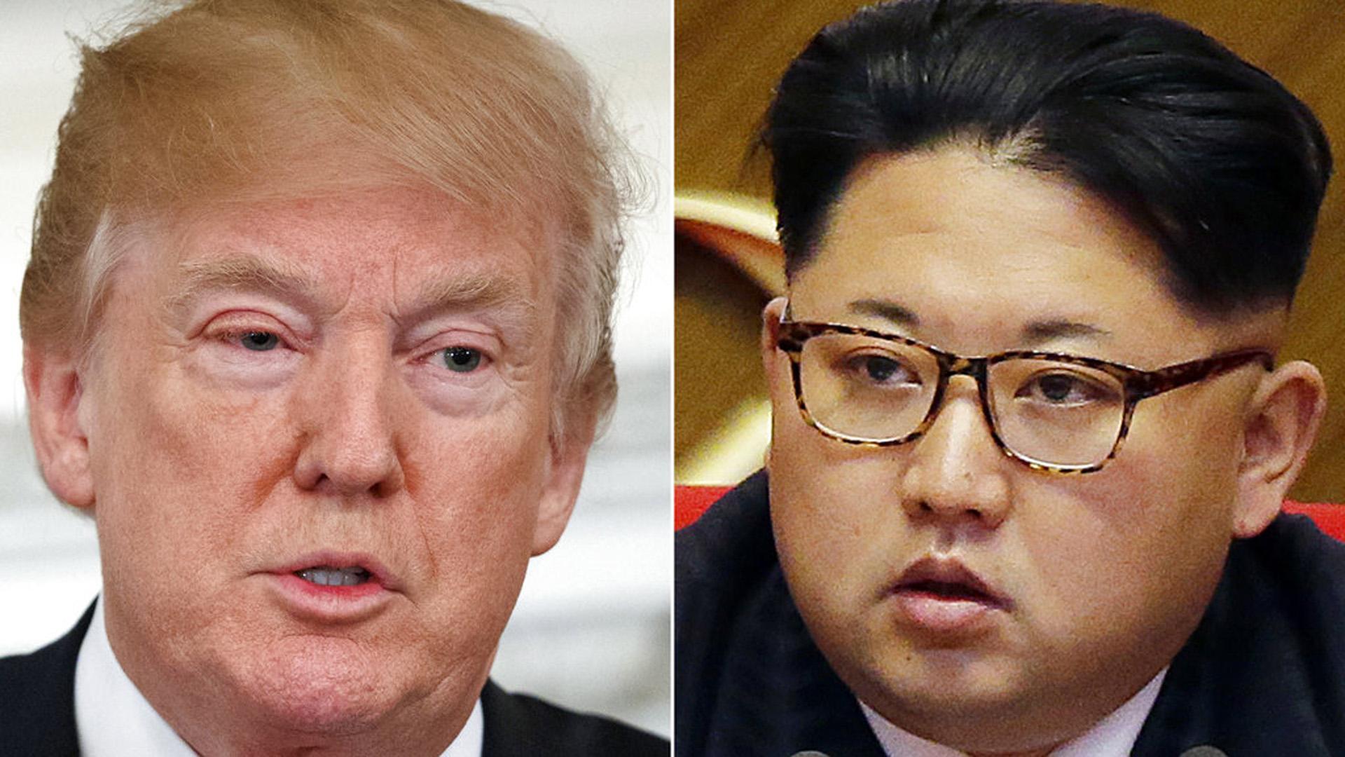 Donald Trump,Kim Jong Un_404692