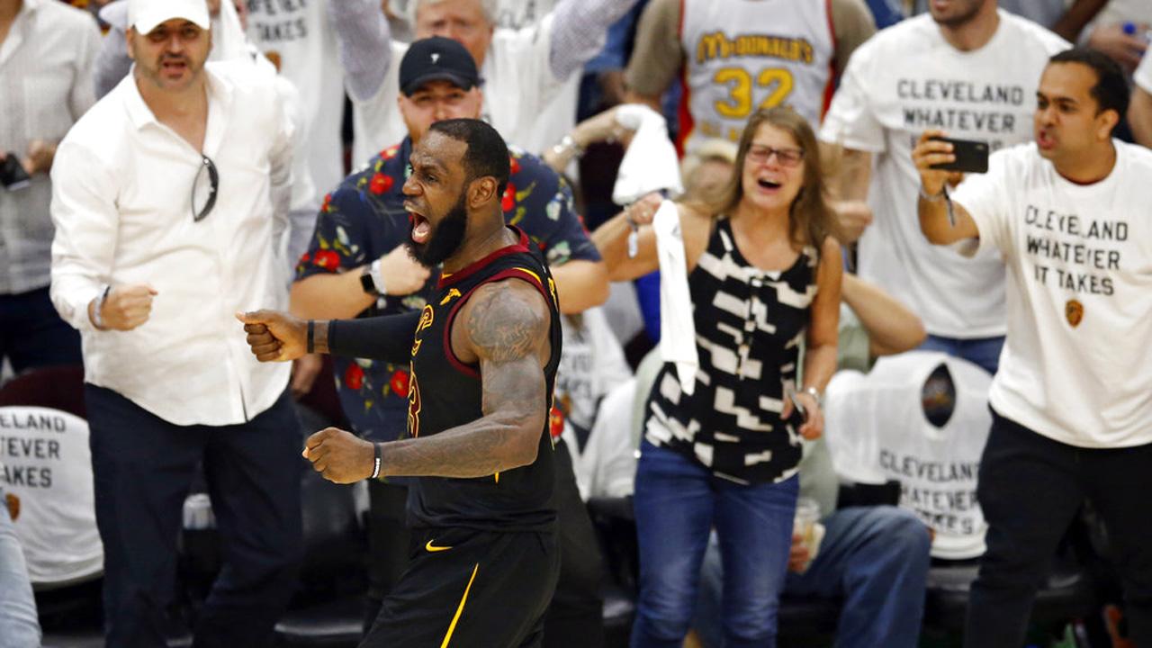 APTOPIX Celtics Cavaliers Basketball_1527436335790