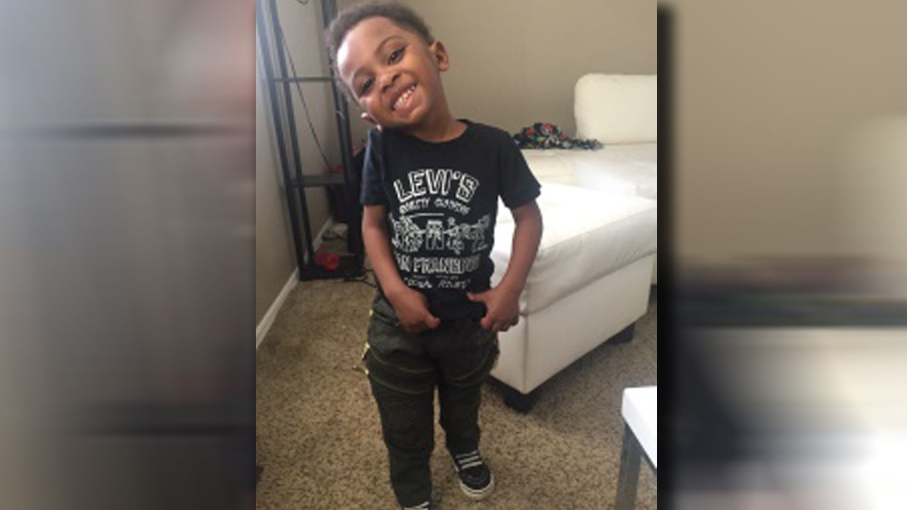 Endangered missing child alert canceled after 2-year-old from