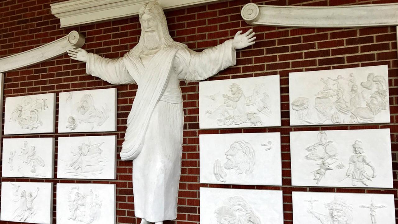 Baptist Church Catholic Jesus_1528650299848