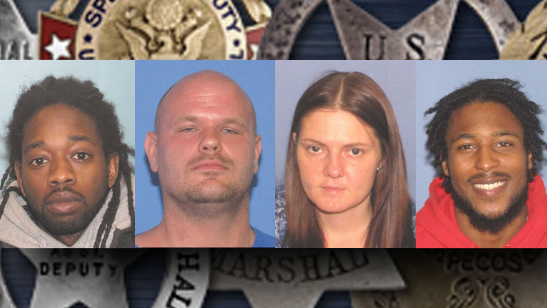 MUGSHOTS: US Marshals announce most-wanted fugitives in