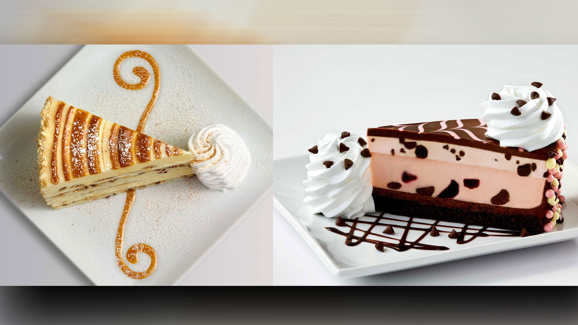 Sensational The Cheesecake Factory Unveils Two New Cheesecake Flavors For Funny Birthday Cards Online Barepcheapnameinfo