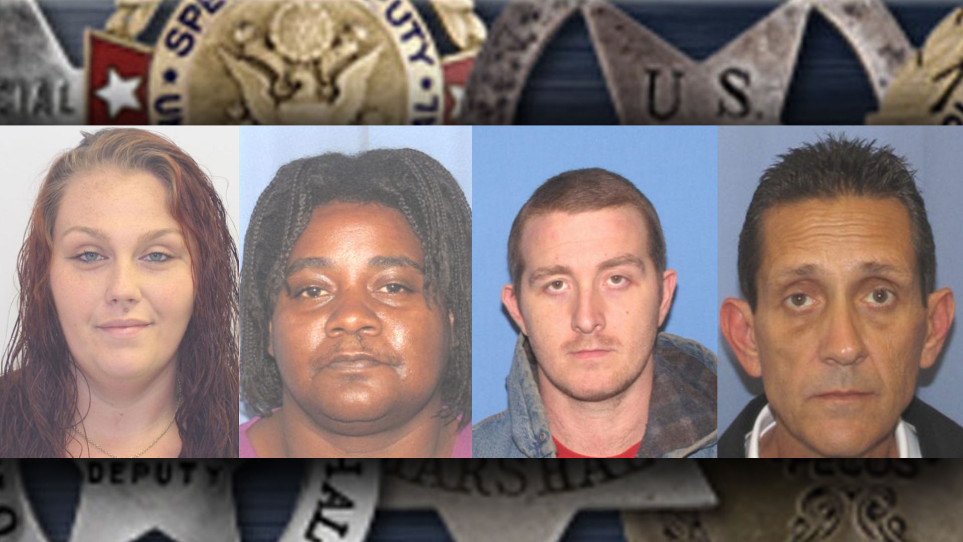 MUGSHOTS: US Marshals announce this week's top-wanted