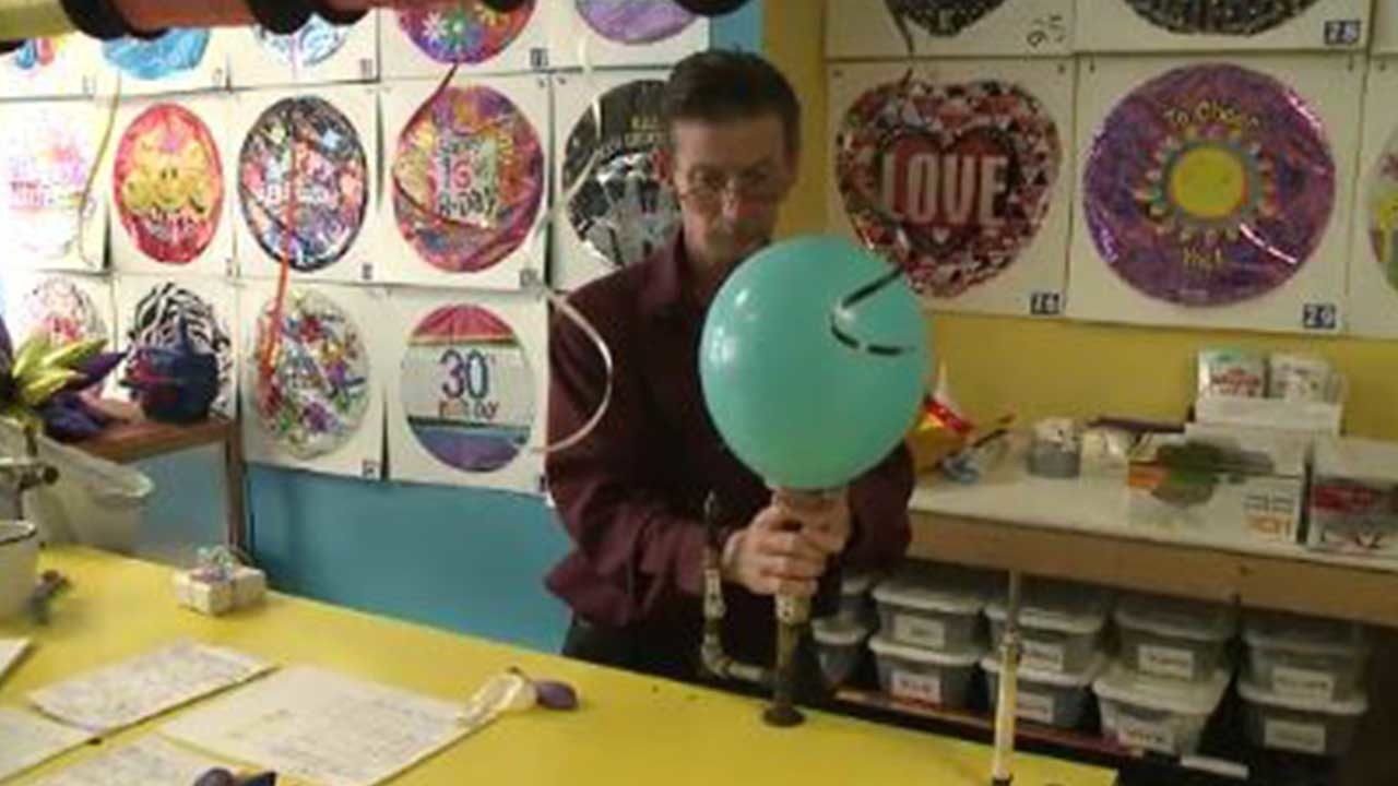 Helium shortage could affect students, jobs