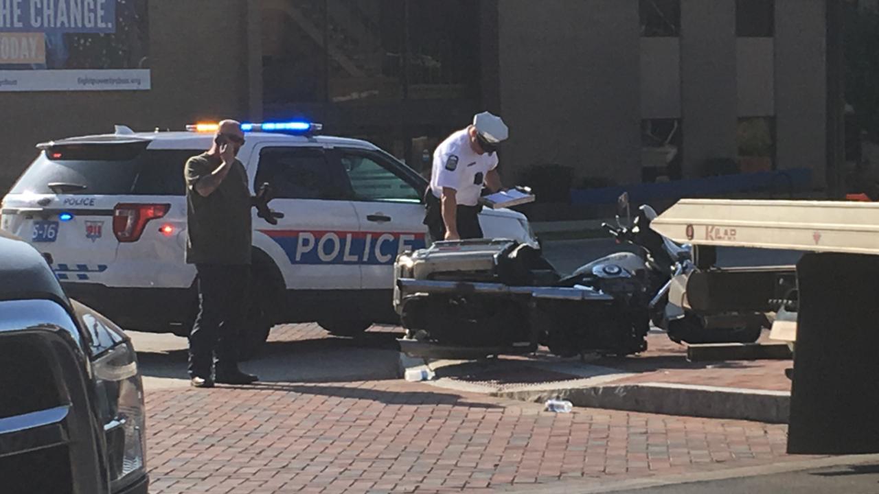Columbus police officer injured in crash | NBC4 WCMH-TV