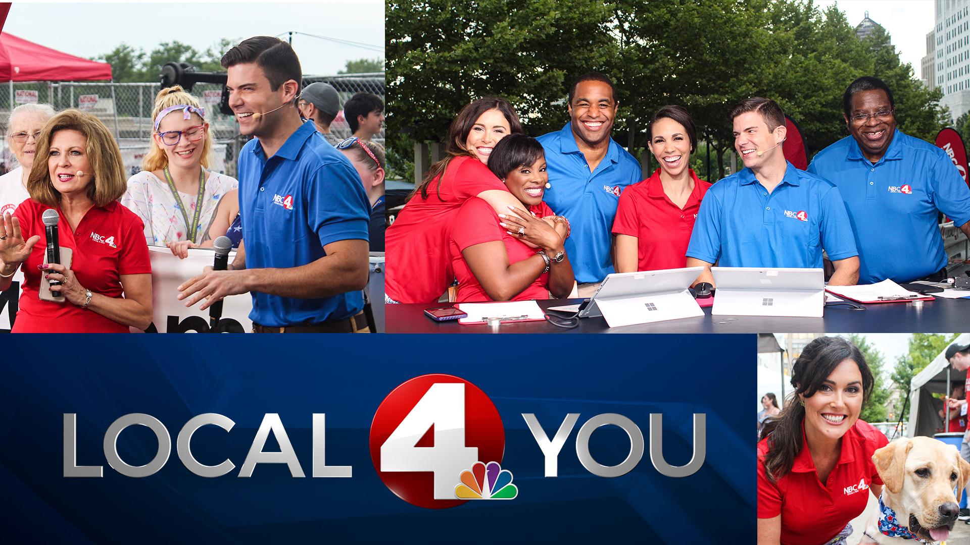 NBC4 remains Local 4 You despite AT&T/DIRECTV blackout