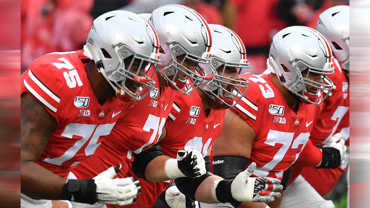 Ohio State Remains No 2 In Ap Top 25 College Football Poll